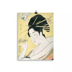 Kai, Poster, Nun, Home Decoration, Portraits, Illustrations, Billboard, Chicken