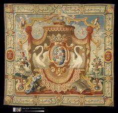 Armoirie de la famille de Greder de Soleure, Suisse. The Metropolitan Museum of Art.