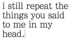 Det finns så mycket kloka och kärleksfulla saker du sagt till mig som jag repeterar i huvudet när du är för långt bort för att säga dem själv, som nu👫💚