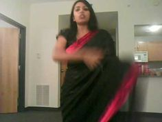 How To Wear A Saree Bollywood Style! Part 2