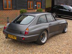1994 MG RV8 GT (2/2)