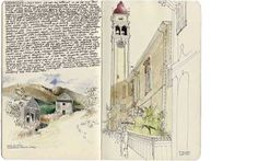 Customer Image Gallery for Drawn In: A Peek into the Inspiring Sketchbooks of 44 Fine Artists, Illustrators, Graphic Designers, and Cartoonists