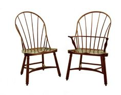 Windsor Spindle Chairs