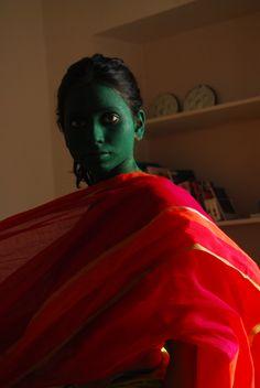 Saree | Raw Mango