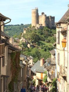 Château vue du barriou