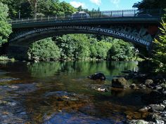 """Betws y Coed - Another place Dave would fly fish.  His parents called it, """"Betsy Coed""""!  LOL!  I love this little town. RW"""