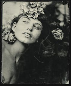 Mark Sink -- specializes in Colodion Wet Plate Photography (portfolio index at http://www.gallerysink.com/marksink/index.html)
