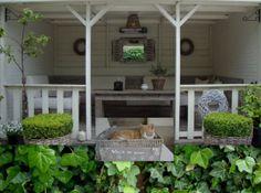 Brocante veranda