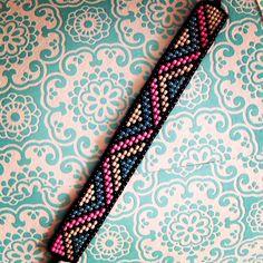 StudioSirene beading loom bracelet