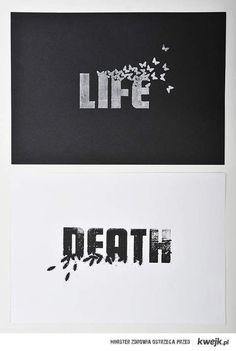 life / death