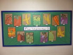Artistic Freedom: Eat Your Fruits And Veggies Mosaics!