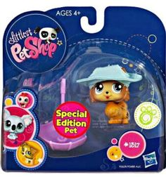 LPS Special Edition Dog