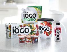 iÖGO - Food Packaging Design Award Winner