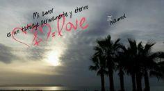 Mi amor....