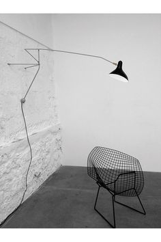BS2 wall lamp: filig