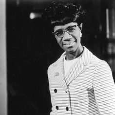 Born in New York City in 1924, Shirley Chisholm became the first black congresswoman and for seven terms represented New York State in the House. She ran for the Democratic nomination for president in 1972. Throughout her political career Chisholm fought for education opportunities and social justice. She left congress in 1983 to teach and lecture. She died in 2005