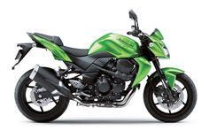 THE Kawazaki Z750 R8, if I bought a bike, this would be the one