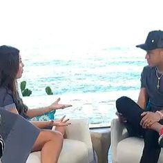 @neymarjr gravando para o novo programa da @fernandasouzaoficial no Multishow, que vai ao ar em outubro !! #Neymar #Neymarjr #Njr ❤🎬📺