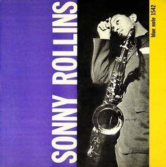 Sonny Rollins / label: Blue Note (1957)