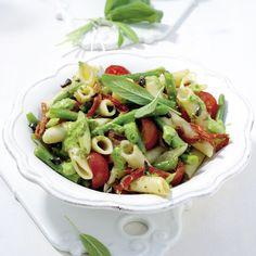 Toscaanse pastasalade | Gezonde Recepten | Weight Watchers