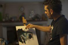 Il racconto di Daniele Serra: fumetto e illustrazione nell'immaginario di un romantico decadente. http://www.yeseya.it/blog/storie/54/daniele-serra-fumetto-e-illustrazione-nell-immaginario-di-un-romantico-decadente.html