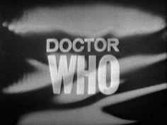 First Title Card (1963)