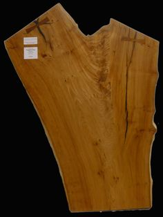 Natural Edge English Elm Wood Slab Table Top