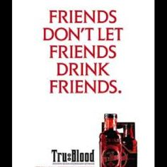 True Blood - Tom wrote this copy and did this campaign too!
