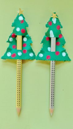 I've bee looking for some ideas for Kid Christmas crafts for peanut allergy classrooms!