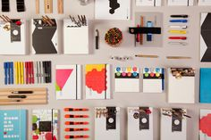 Pulp paper goods first colection by Pulp , via Behance