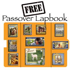 Free Passover / Exodus Lapbook - Heart of Wisdom Homeschool Blog