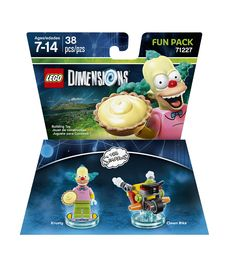 Simpsons Krusty Fun Pack - LEGO Dimensions