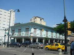 Guayaquil, Ecuador (2012)