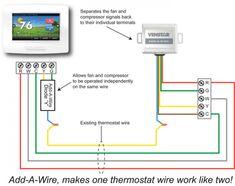 sensi thermostat wiring diagram Download Honeywell