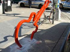 David Bryne Bike Racks « TonyTone