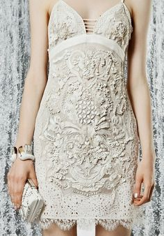 Couture for rehearsal dinner or going away dress❤