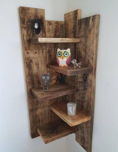 29 Beautiful Diy Projects Pallet Shelves And Racks Design Ideas. If you are looking for Diy Projects Pallet Shelves And Racks Design Ideas, You come to the right place. Here are the Diy Projects Pall. Wooden Pallet Projects, Diy Furniture Plans Wood Projects, Diy Pallet Furniture, Pallet Ideas, Antique Furniture, Furniture Ideas, Modern Furniture, Diy Projects, Rustic Furniture