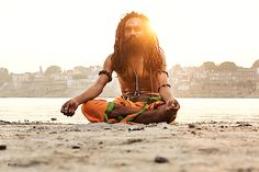 Yoga Sadhu - I usually don't do people photography. But when i was a on a tour to Varanasi in November 2015, i tried to make a change to click some of them. S this is the 1st one of the travel series. I clicked this one near Dasashwamedh Ghat on the river banks.  For more on Fine art and Landscapes, stay tuned to, www.facebook.com/untamedclicks www.instagram.com/rakesh.k.m