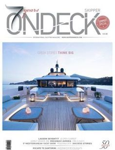 Get your digital subscription/issue of ONDECK Magazine on Magzter and enjoy reading the magazine on iPad, iPhone, Android devices and the web.