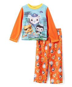 b0d3c611ca Komar Kids Octonauts Boys Pajamas Orange) - Every day something new