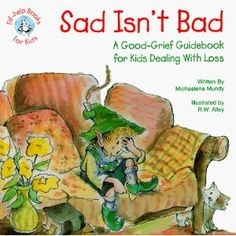 "This is a ""guide-book"" where there aren't many.  Done incredibly well.  I'd recommend this to any child and family dealing with loss."