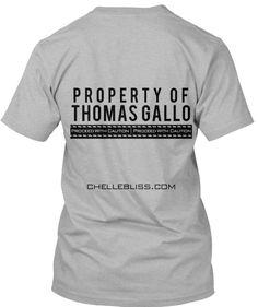 Property of Thomas Clothing!