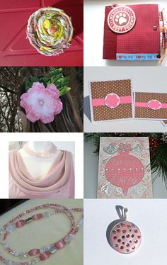 YAHT---------->❤ IT'S A HEART ATTACK ! - Give Me Something Pink by Galamaxi on Etsy--Pinned with TreasuryPin.com