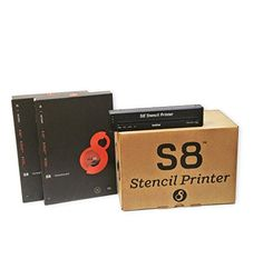 Stencil paper S 8 printer  Air print Kit Wireless -- To view further for this item, visit the image link-affiliate link. #BeautySalonEquipment