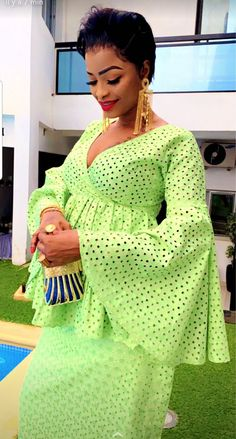 African Print Clothing, African Print Fashion, Africa Fashion, Short African Dresses, Latest African Fashion Dresses, Nigerian Outfits, Lace Gown Styles, African Attire, Gallery