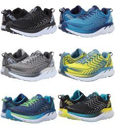 d61a342a455 Nouveau Chaussures de course Hoka One One Clifton 4 pour hommes