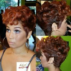 curly short hairstyles 2015 - Google Search