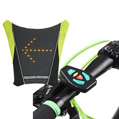 Led Light Warning Vest Usb Charging Backpack Mtb Bike Bag Safety Led Signal Vests Warning Accessories 1pc Back To Search Resultssports & Entertainment Cycling