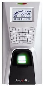 FingerTec Fingerprint Access Control Reader - Innovative security solution to your identity management needs.   http://www.jmacsupply.com/FingerTec_R2_RFID_p/fingertec-r2-rfid.htm
