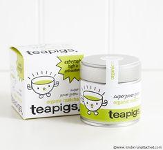 Teapigs Organic Matcha Drink